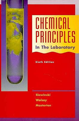 Image for Chemical Principles in the Laboratory (Saunders Golden Sunburst Series)