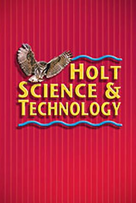 Image for Holt Science & Technology: Student Edition (D) Human Body Systems and Health 2005