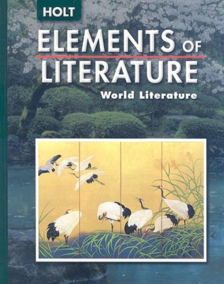 Elements of Literature: World Literature, G. Kylene Beers