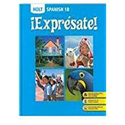 Image for ¡Exprésate!: Student Edition Level B 2008