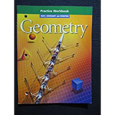 Image for Holt Geometry: Practice Workbook