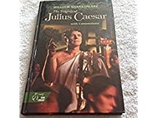 Image for The Tragedy of Julius Caesar: With Connections (HRW Classics Library)
