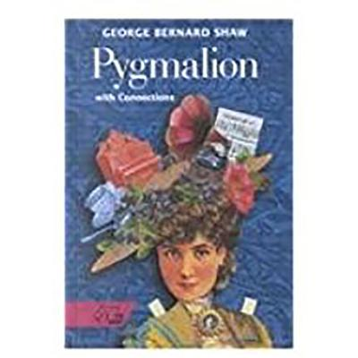 Image for Pygmalion: A Romance in Five Acts with Connections (HRW Library)