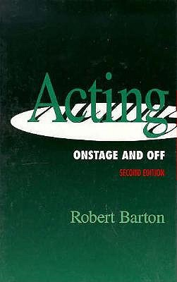Image for Acting: Onstage and Off