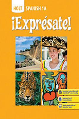 Image for ?Expr?sate!: Cuaderno de vocabulario y gramatica Teacher's Edition Level 1A
