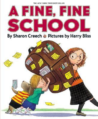 Image for A Fine, Fine School