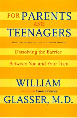 Image for For Parents and Teenagers: Dissolving the Barrier Between You and Your Teen