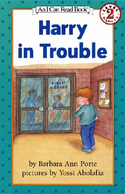 Image for Harry in Trouble (I Can Read Book)