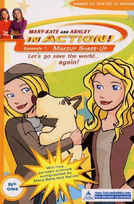 Image for Makeup Shake-up (Mary-Kate and Ashley in Action #1)