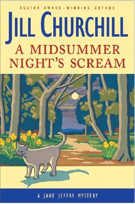 Image for A Midsummer Night's Scream: A Jane Jeffry Mystery