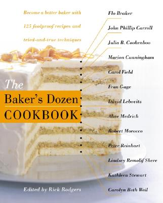 Image for The Baker's Dozen Cookbook