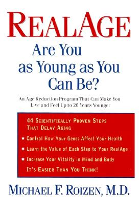 Image for Realage : Are You As Young As You Can Be?