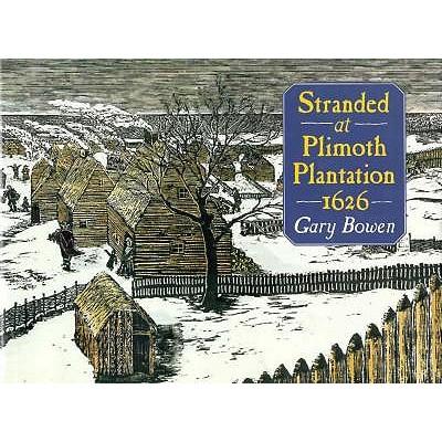 Image for Stranded at Plimoth Plantation 1626