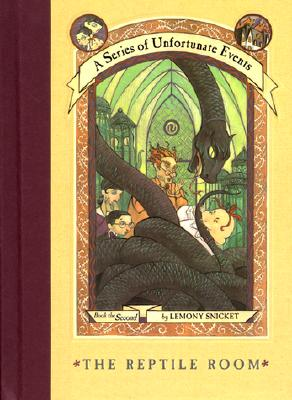 Image for The Reptile Room (A Series of Unfortunate Events, Book 2)