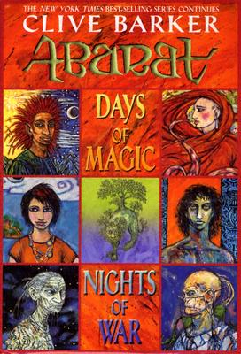 "Image for ""Days of Magic, Nights of War (Abarat)"""