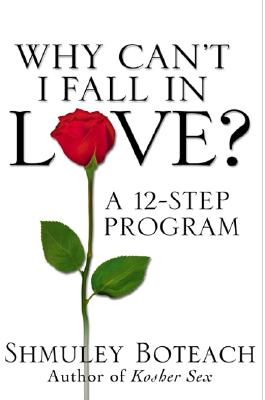 Image for Why Cant I Fall in Love : A 12-Step Program