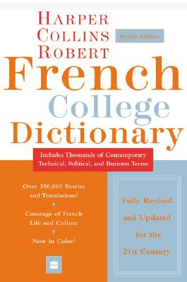 Image for French College Dictionary (Fourth Edition)