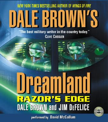 "Dale Brown's Dreamland: Razor's Edge CD (Dreamland (Harper Audio)), ""Brown, Dale"""
