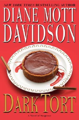 Dark Tort: A Novel of Suspense (Goldy Culinary Mysteries), Davidson,Diane Mott