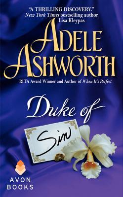 Image for Duke of Sin (Avon Romantic Treasure)