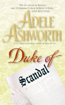 Duke of Scandal, Ashworth,Adele