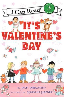 It's Valentine's Day (I Can Read Level 3), Prelutsky, Jack
