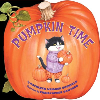 Image for PUMPKIN TIME