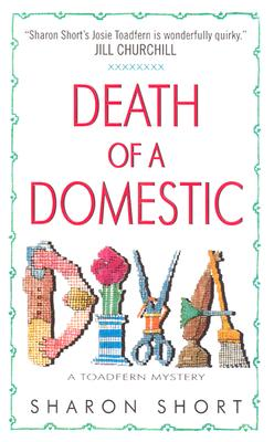 Image for Death of a Domestic Diva: A Toadfern Mystery