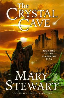 Image for The Crystal Cave (The Arthurian Saga, Book 1)