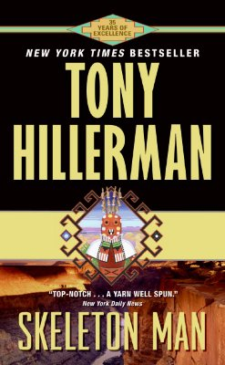 Skeleton Man, Tony Hillerman