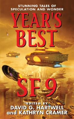 Image for Year's Best SF 9