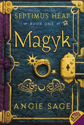 MAGYK (SEPTIMUS HEAP, NO 1) -- BARGAIN BOOK, SAGE, ANGIE