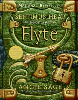 SEPTIMUS HEAP 2 FLYTE, ANGIE SAGE