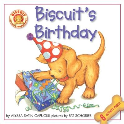 Image for Biscuit's Birthday