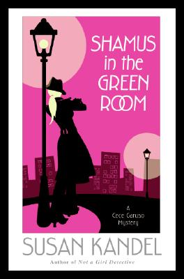 Image for Shamus in the Green Room: A Cece Caruso Mystery (also titled Sam Spade in the Green Room)
