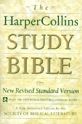 Image for HarperCollins Study Bible with the Apocryphal/Deuterocanonical Books (New Revised Standard Version)