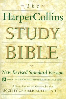 Image for HARPER COLLINS STUDY BIBLE: NEW REVISED STANDARD VERSION