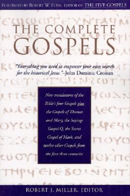 Image for The Complete Gospels : Annotated Scholars Version (Revised & expanded)