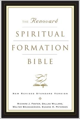 Image for The Renovare Spiritual Formation Bible (New Revised Standard Version)