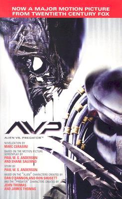 Avp: Alien Vs. Predator, Cerasini, Marc