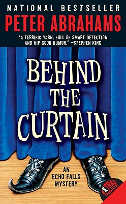 Behind the Curtain (Echo Falls Mystery), Abrahams, Peter