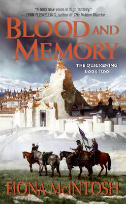 Image for Blood and Memory (The Quickening, Book 2)