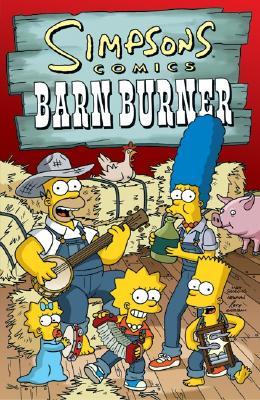 "Simpsons Comics Barn Burner, ""Groening, Matt"""