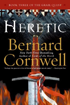 Image for HERETIC THE GRAIL QUEST BOOK THREE