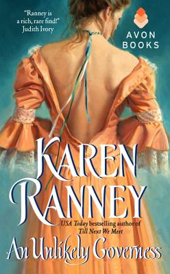 Image for Unlikely Governess, An (Avon Romantic Treasure)