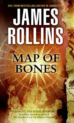 Map of Bones, James Rollins