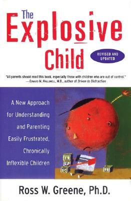 Image for The Explosive Child