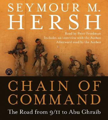 Image for Chain of Command CD: The Road from 9/11 to Abu Ghraib
