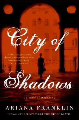 Image for City of Shadows: A Novel of Suspense