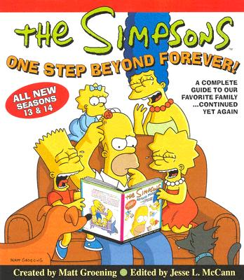 Image for Simpsons: One Step Beyond Forever